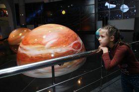 Видеоэкскурсию опубликовали сотрудники Московского планетария. Фото: «Вечерняя Москва»