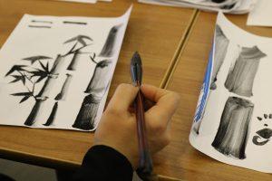 Мастер-класс по китайской живописи в онлайн-формате пройдет в Музее Востока. Фото: Максим Аносов, «Вечерняя Москва»
