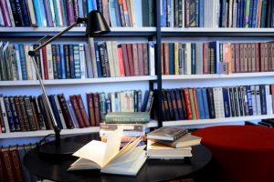 Онлайн-заседание состоится в Литературном институте. Фото: Наталья Феоктистова, «Вечерняя Москва»