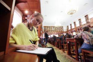 Акция «Тотальный диктант» пройдет в музее имени Антона Чехова. Фото: архив, «Вечерняя Москва»