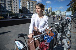 Осенний велопарад пройдет в столице. Фото: архив, «Вечерняя Москва»