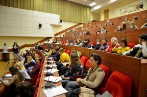 Вопросы семейного права в нотариальной практике обсудили в университете имени Кутафина. Фото: архив, «Вечерняя Москва»