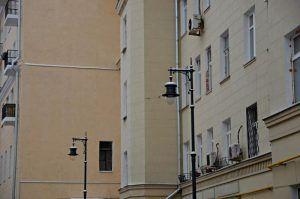 Установку новых бордюров и опор освещения начнут с 15 апреля в районе. Фото: Анна Быкова