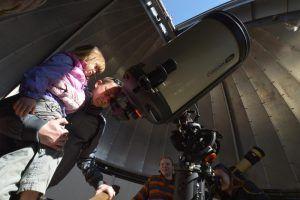 Жителей пригласили открыть сезон Московский планетарий. Фото: Александр Казаков, «Вечерняя Москва»