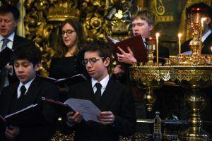 Ансамбль центра «Пресня» выступит на концерте «Пой со мной». Фото: Пелагия Замятина, «Вечерняя Москва»