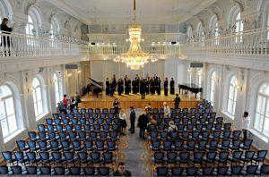 Фортепианную музыку сыграют в консерватории имени Чайковского. Фото: Александр Кожохин, «Вечерняя Москва»