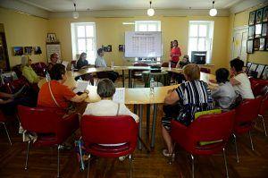 Заседание творческой студии в формате онлайн состоится на сайте Литературного института. Фото: Анна Быкова