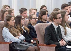Активисты Молодежной палаты района посетили конференцию. Фото: сайт мэра Москвы