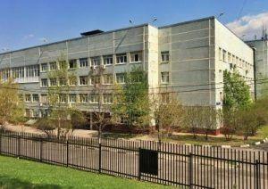 Здание Московского колледжа отремонтируют в районе. Фото: Анна Быкова
