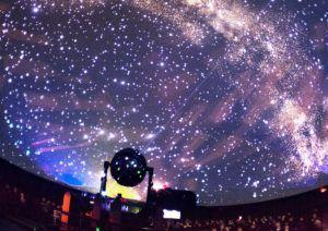 Лекцию о полярном сиянии прочитают в планетарии. Фото: официальный сайт мэра Москвы