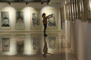 Выставка пройдет в районной библиотеке. Фото: Павел Волков, «Вечерняя Москва»
