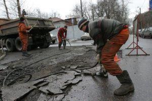 Дорогу отремонтировали в районе. Фото: архив, «Вечерняя Москва»