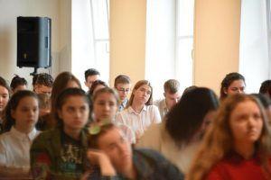 Научно-популярный семинар состоялся в Бунинской библиотеке. Фото: Пелагия Замятина, «Вечерняя Москва»