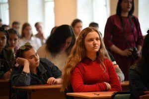 Конференция пройдет в институте имени Горького. Фото: Пелагия Замятина, «Вечерняя Москва»