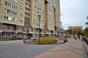 Комплексное благоустройство дворов в Пресненском районе начнут в ближайшем времени. Фото: Анна Быкова