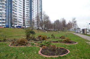 Комплексное благоустройство до середины ноября завершат в одном из дворов района. Фото: Анна Быкова