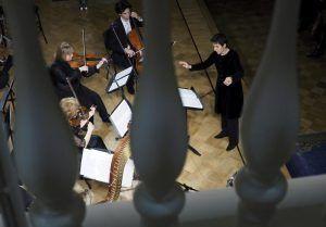 Второй тур конкурса инструментовок пройдет в консерватории имени Петра Чайковского. Фото: Сергей Шахиджанян, «Вечерняя Москва»