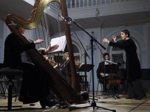 Концерт в рамках международной конференции пройдет в Московской консерватории. Фото: Сергей Шахиджанян, «Вечерняя Москва»