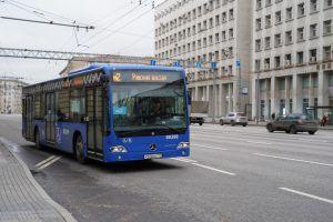 Московские власти не будут повышать в 2020 году стоимость безлимитных проездных. Фото: Денис Кондратьев