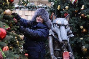 Психолог порекомендовала не торопиться с украшением елки. Фото: Светлана Колоскова, «Вечерняя Москва»