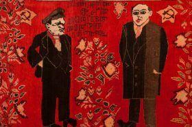 Ковры и вышивки XX века покажут в Музее Востока. Фото: сайт мэра Москвы