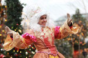Посещаемость «Путешествия в Рождество» достигла рекордного значения.Фото: архив, «Вечерняя Москва»