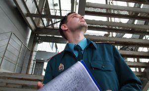 Проверку на предмет соблюдения правил безопасности осуществили в 27 домах района. Фото: Наталия Нечаева, «Вечерняя Москва»