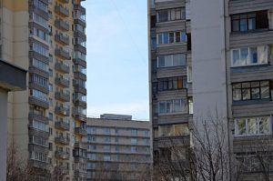 Капитальный ремонт здания завершат в районе. Фото: Анна Быкова
