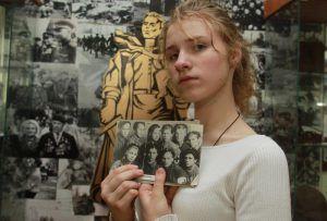 Российским школьникам расскажут о Великой Отечественной войне на «Уроке мужества». Фото: Наталия Нечаева, «Вечерняя Москва»