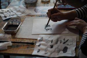 Лекцию о рисовании тушью проведут в биологическом музее. Фото: Денис Кондратьев