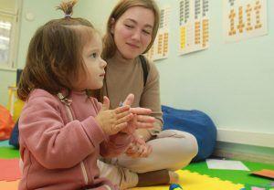 Лекцию для родителей организуют в детском отделе «Светловки». Фото: Наталия Нечаева, «Вечерняя Москва»