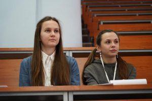 Ежегодный фестиваль молодых ученых пройдет в юридическом университете. Фото: Денис Кондратьев