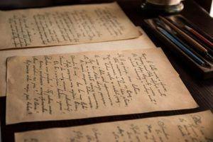Главархив Москвы рассказал о любовных письмах с фронтов ВОВ. Фото: архив, «Вечерняя Москва»