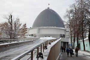 Новую выставку представят в Московском планетарии. Фото: Анна Быкова