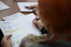 Онлайн-занятия по изучению китайского языка начались в филиале «Пресненский». Фото: архив, «Вечерняя Москва»