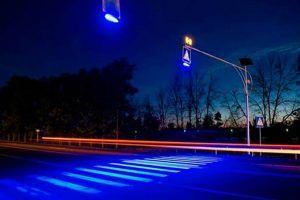 Контрастное освещение появится в Центральном административном округе. Фото предоставлено пресс-службой Префектуры ЦАО
