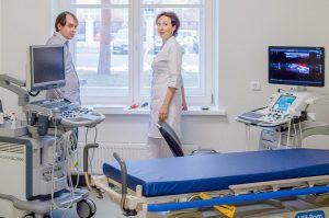 Хирурги больницы имени Георгия Сперанского спасли десятимесячного ребенка. Фото: сайт мэра Москвы