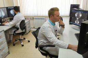 На базе Первого МГМУ будет развернуто 2000 коек для больных COVID-19. Фото: Владимир Новиков, «Вечерняя Москва»