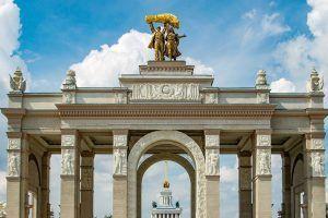 Осенью 2021 года на ВДНХ откроется Центральный дом автоспорта. Фото: сайт мэра Москвы