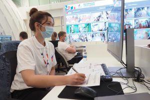 Москвичам рассказали о работе наблюдателей на общероссийском голосовании. Фото: Антон Гердо, «Вечерняя Москва»