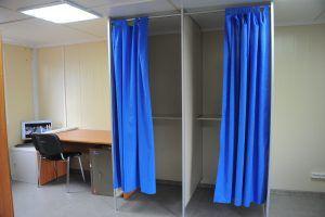 Жителям рассказали о проведении голосования за поправки в Конституцию. Фото: Александр Кожохин, «Вечерняя Москва»