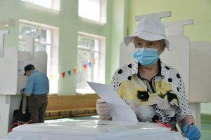 Штаб: Около 200 тыс человек проголосовали онлайн в минувшие выходные. Фото: Пелагия Замятина, «Вечерняя Москва»