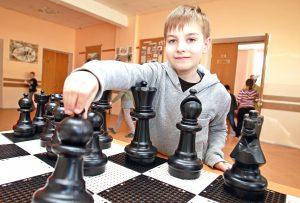 Сотрудники Центра «Пресня» проведут видеолекцию о шахматах. Фото: Наталия Нечаева, «Вечерняя Москва»