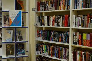 Мероприятия ко дню рождения Гарри Поттера проведут в библиотеке имени Михаила Светлова. Фото: Анна Быкова