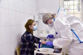 Иммунитет к коронавирусу формируется у 21,7% москвичей. Фото: Пелагия Замятина, «Вечерняя Москва»