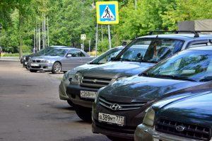 Зону действия парковки расширили с 20 июля. Фото: Анна Быкова