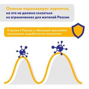 Специалисты рассказали о возможности второй волны коронавируса в стране