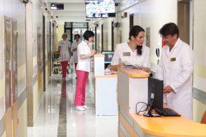 Самая мощная в России служба спинальной нейрохирургии создана в ГКБ №67. Фото: сайт мэра Москвы