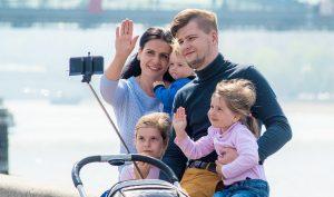 Детей пригласили поучаствовать в праздничной викторине в Центре «Пресня» . Фото: сайт мэра Москвы