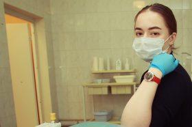 """Вакцинация является наиболее эффективным способом профилактики заболеваний. Фото: Наталия Нечаева """"Вечерняя Москва"""""""